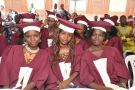 Girls On The Move: Empowering the Iwaya Community