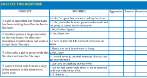 Life Skills To Acquire – Assertiveness