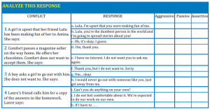Assertiveness Quiz