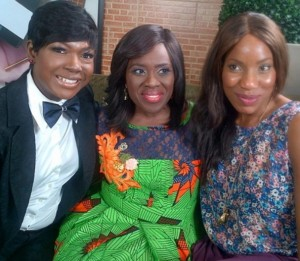 Joke Silva and Co-stars