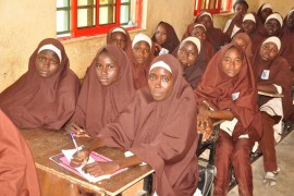 Married Adolescent Girls Go Back To School in Adamawa and Kaduna States