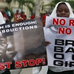 Chibok Girls Protesters-Photo Coutesy AP