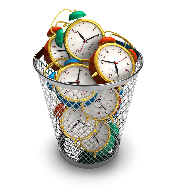 canstockphoto6280036-Time Wasters