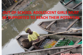 Stakeholders meet to Advance the Well-Being of Out-of-School Adolescent Girls(OOSGs) in Lagos State